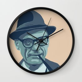 Henry Miller Wall Clock