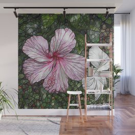 Fabulous hibiscus Wall Mural