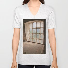 A Millers View Unisex V-Neck