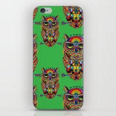 Owl of Sacred Knowledge iPhone Skin