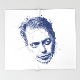 STEVE BUSCEMI ROCKS! Throw Blanket