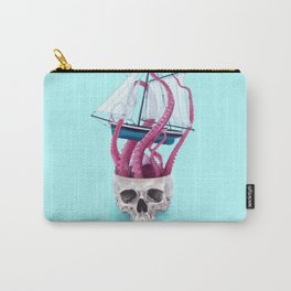 RELEASE THE KRAKEN Carry-All Pouch