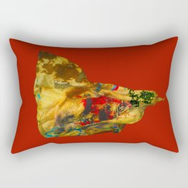 Bird-2 Rectangular Pillow