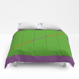 Cowabunga (Donatello Version) Comforters