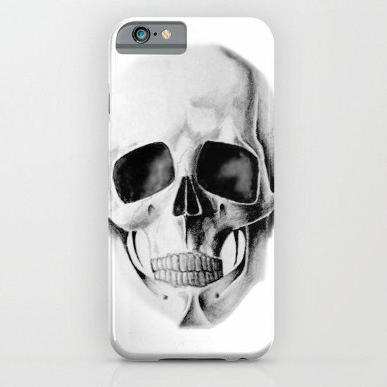 le crâne iPhone & iPod Case
