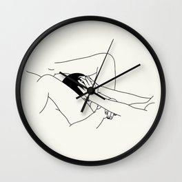 Work! Wall Clock