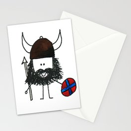 Norsk Viking Stationery Cards