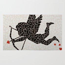 """""""Cupid"""" Unique mosaic  Rug"""