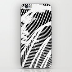 Fish bones iPhone & iPod Skin