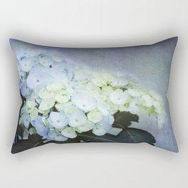 Hydrangea Blossoms  Rectangular Pillow