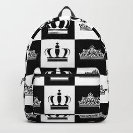kings and queens Backpack