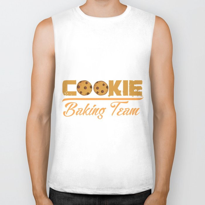 biscuits bake cakes christmas pastry gift Biker Tank