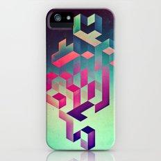 isyhyrtt dyymyndd spyyre iPhone (5, 5s) Slim Case