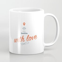 From Seattle With Love Coffee Mug
