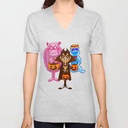 Monster Cereals Unisex V-Neck