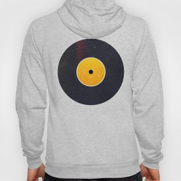 Vinyl Record Star Sign Art | Leo Hoody