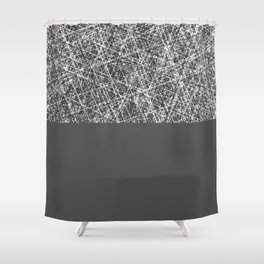 grebati Shower Curtain