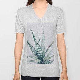 Aloe Vera Unisex V-Neck