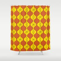 arnold Shower Curtains featuring Hey Arnold Remix by hellostranger