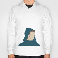 les miserables Hoodies featuring Fantine (Workhouse) - Anne Hathaway - Les Miserables by Hrern1313