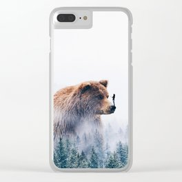 Beyond The Haze Clear iPhone Case