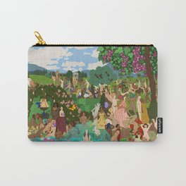 We Come from the Garden Carry-All Pouch