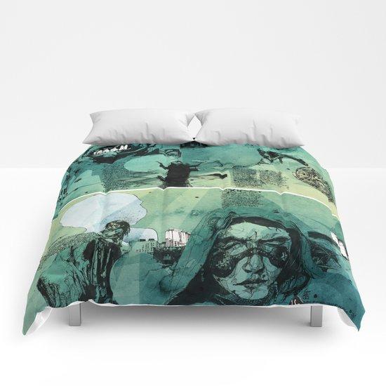 Mexico Comforters