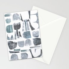 Divided Nature Stationery Cards