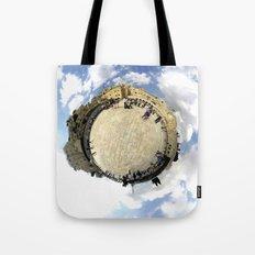 Around Jerusalem Tote Bag