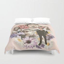 Niall Horan + Flowers Duvet Cover
