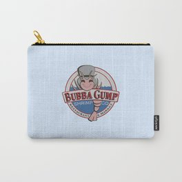 STUPID IS AS STUPID DOES (Forrest Gump) Carry-All Pouch