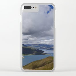 Tibet Clear iPhone Case