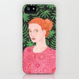 Mhairi iPhone Case