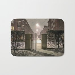 Winter is apparently already here Bath Mat