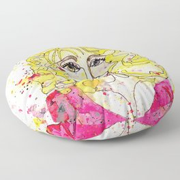 Dolly Parton Floor Pillow