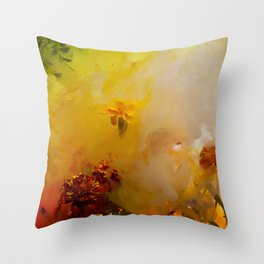 Marigold Throw Pillow