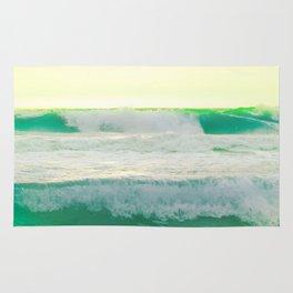 Turquoise Ocean Rug