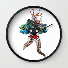 Scuba dream Wall Clock