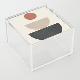 Geometric Modern Art 30 Acrylic Box