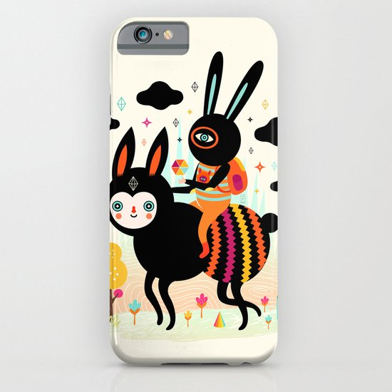 Walking Away iPhone & iPod Case
