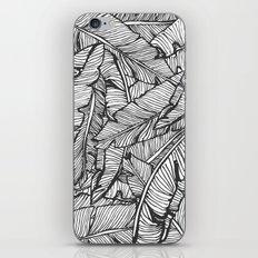 Black & White Jungle #society6 #decor #buyart iPhone Skin