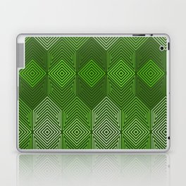 Op Art 93 Laptop & iPad Skin