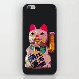 Maneki Neko iPhone Skin