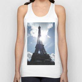 Eiffel Alight Unisex Tank Top