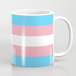 Transgender Flag Coffee Mug