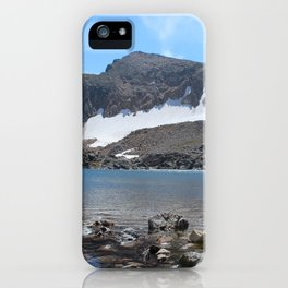 Lake Dorothy II iPhone Case