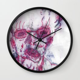 Burndle Wall Clock