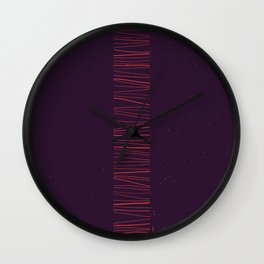 Monolithe Color 1 Wall Clock
