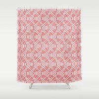 zelda Shower Curtains featuring Zelda by Heather Dutton