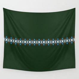 Patta Pattern Wall Tapestry